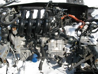 Двигатель Honda Insight Владивосток