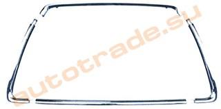 Молдинг решетки Mitsubishi ASX Улан-Удэ