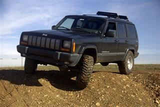 Амортизатор рулевой Jeep Cherokee Владивосток