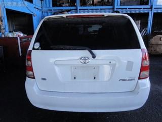 Защита двигателя Toyota Will VS Владивосток
