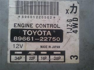 Блок управления efi Toyota Chaser Томск