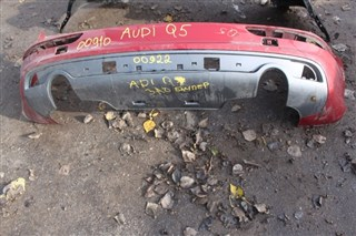 Бампер Audi Q5 Новосибирск