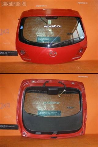 Дверь задняя Mazda Axela Sport Владивосток