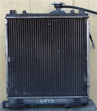 Радиатор основной Suzuki Kei Владивосток