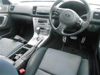 Подлокотник Subaru Legacy B4 Владивосток