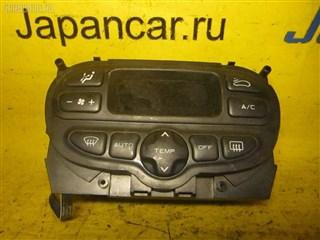 Блок управления климат-контролем Peugeot 206 Новосибирск