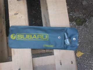 Балонник Subaru Forester Новосибирск