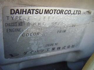 Двигатель Daihatsu Terios Kid Владивосток
