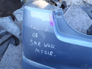 Бампер Suzuki Mr Wagon Уссурийск