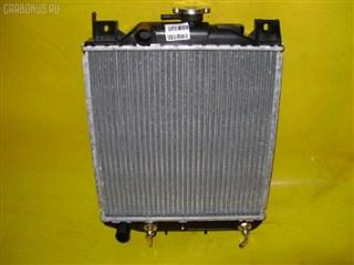Радиатор основной Suzuki Cultus Новосибирск