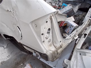 Rear cut Toyota Prius Владивосток