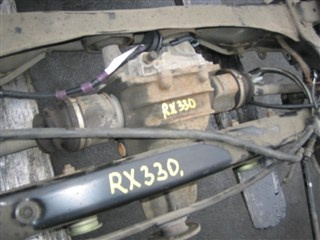 Привод Lexus RX330 Владивосток
