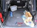Коврик багажника для Nissan NV200