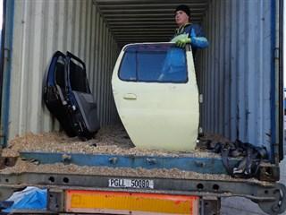 Дверь Daihatsu Esse Владивосток
