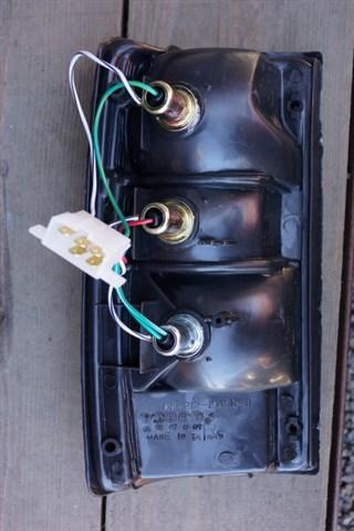 Стоп-сигнал Toyota Hilux Pickup Владивосток