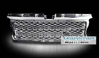 Решетка радиатора Land Rover Range Rover Sport Хабаровск