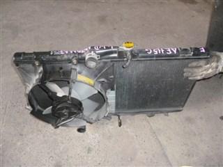 Радиатор основной Toyota Corolla Spacio Владивосток