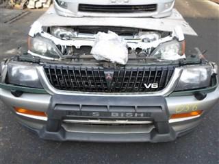 Nose cut Mitsubishi Challenger Владивосток