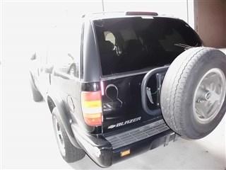 Дверь задняя Chevrolet Blazer Челябинск