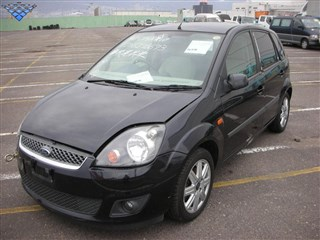 Капот Ford Fiesta Челябинск