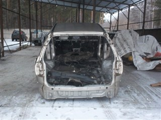 Днище багажника Toyota Harrier Новосибирск