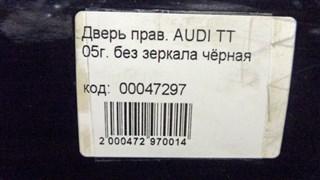 Дверь Audi TT Новосибирск