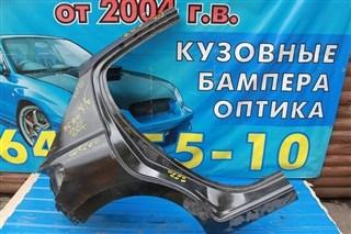 Крыло Peugeot 207 Бердск
