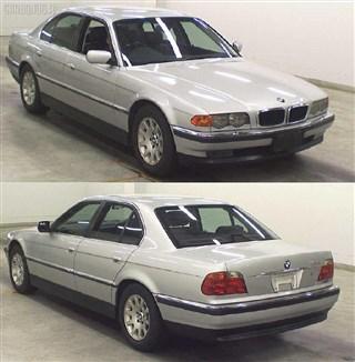 Подкрылок BMW 7 Series Владивосток