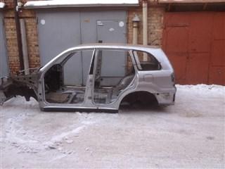 Порог Toyota Rav4 Новосибирск