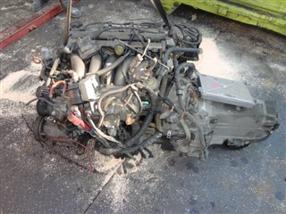 Двигатель Honda Ascot Новосибирск