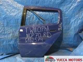 Дверь Toyota Will Cypha Барнаул