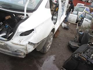 Rear cut Hyundai Solaris Новосибирск