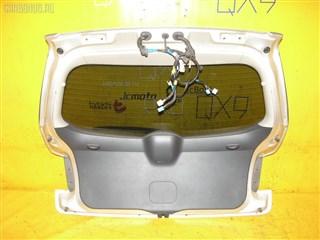 Дверь задняя Toyota Blade Владивосток