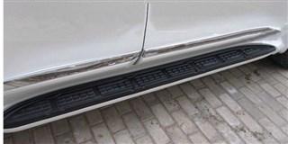 Молдинг на дверь Toyota Land Cruiser 200 Владивосток