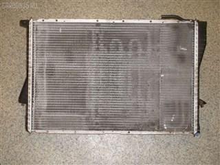Радиатор основной BMW 7 Series Владивосток