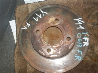 Тормозной диск Nissan Wingroad Новосибирск