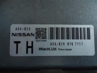 Блок управления efi Nissan Tiida Владивосток
