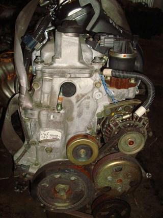 Двигатель Honda Fit Томск