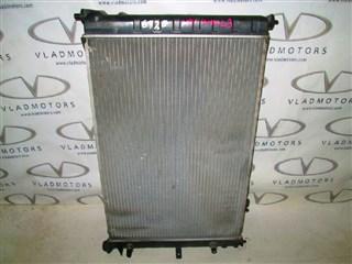 Радиатор основной Mazda MPV Владивосток