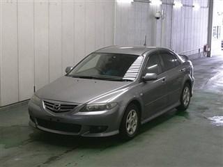 Решетка под лобовое стекло Mazda Atenza Sport Красноярск