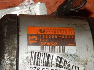 Стартер Subaru Legacy Wagon Уссурийск