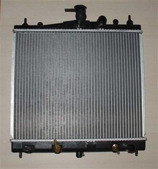 Радиатор основной Nissan Micra Уссурийск