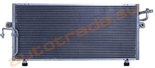 Радиатор кондиционера Nissan Primera Camino Улан-Удэ