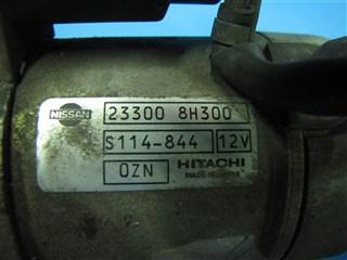 Стартер Nissan X-Trail Новосибирск