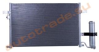Радиатор кондиционера Chevrolet Lacetti Иркутск