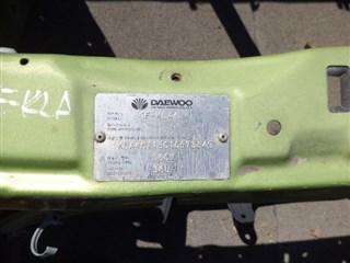 Рамка радиатора Daewoo Matiz Новосибирск