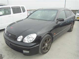 Nose cut Toyota Aristo Владивосток
