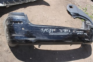 Бампер Toyota Corolla Verso Бердск