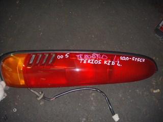 Стоп-сигнал Daihatsu Terios Kid Владивосток