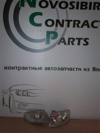 Габарит Toyota Corona Premio Новосибирск
